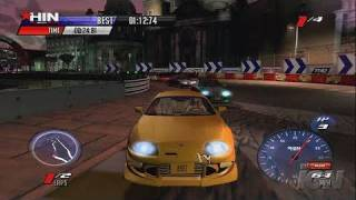 Juiced 2: Hot Import Nights PlayStation 3 Gameplay - Juice