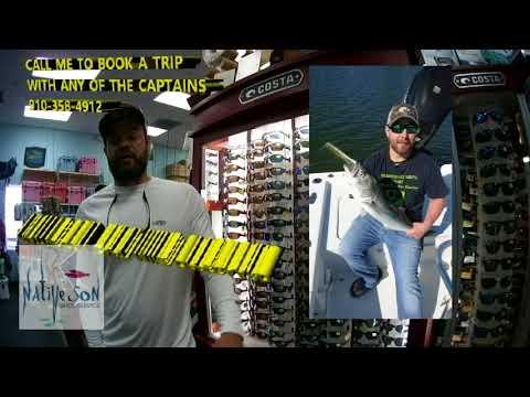 Topsail Fishing Report 5/2/2018