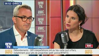 StГ©phane Ravier candidat RN Г la mairie de Marseille Г©tait sur RMC et BFMTV