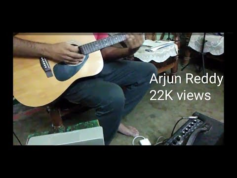 ArjunReddy | Background Music | Guitar cover