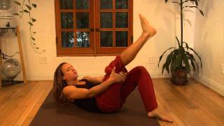 Resistance Stretching - Central Hamstring Stretch - Brain Stretch