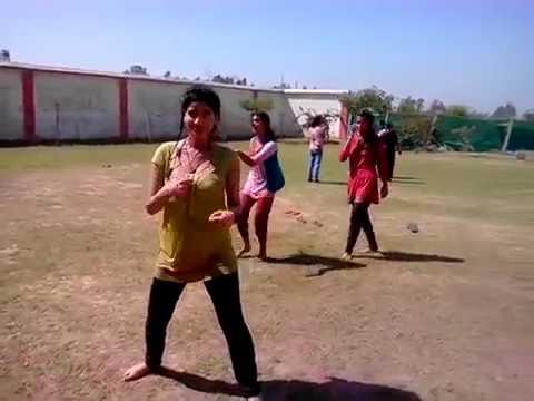 Teri pal pal yaad satave ladki ka bahtarin dance