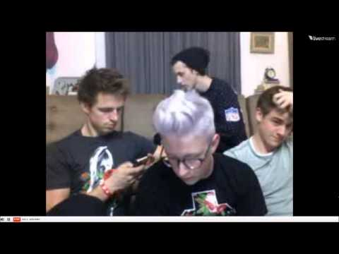 Tyler Oakley LiveStream Part 2