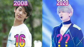 """SHINee Then and Now (2008-2020 ) 'Only Age"""" Lee Taemin Channel"""