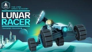 Lynx Lunar Racer - Gameplay Video