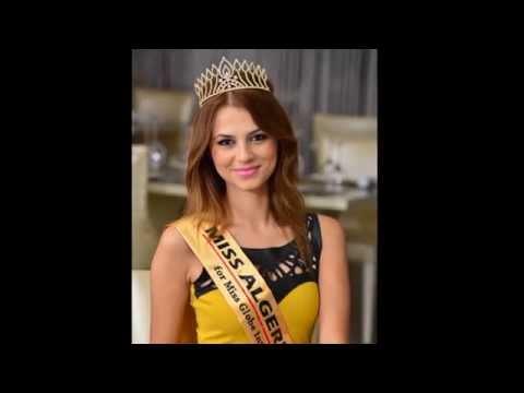 ملكة جمال العرب - جزائرية  Miss Arab World  - Algeria