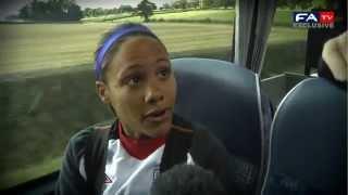 England v Croatia - UEFA Women