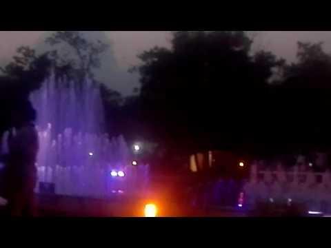 CG Temple lightening effects at evening