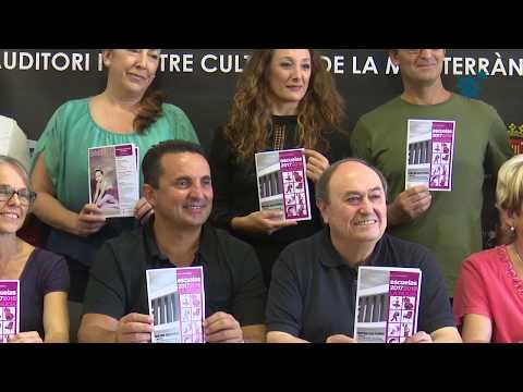 15 Escuelas de Música, Danza, Baile y Arte comienzan el curso en  l'Auditori de La Nucía