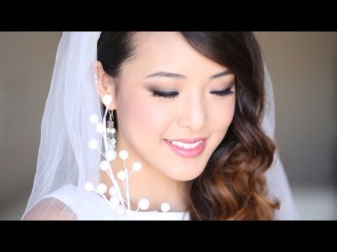 Bridal Wedding Makeup Tutorial 2017