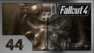 Fallout 4. Прохождение 44 . Флюгер Медцентр Массачусетс-Бэй.