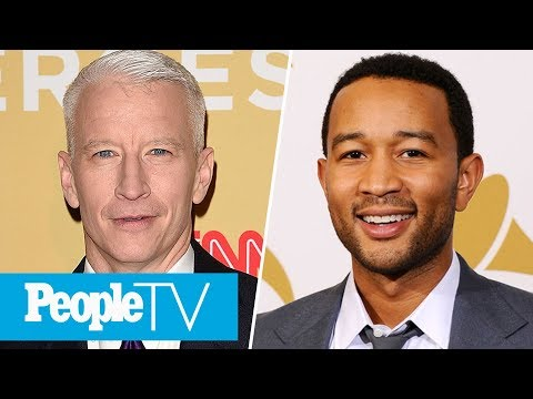 John Legend, Anderson Cooper & More Slam Trump For