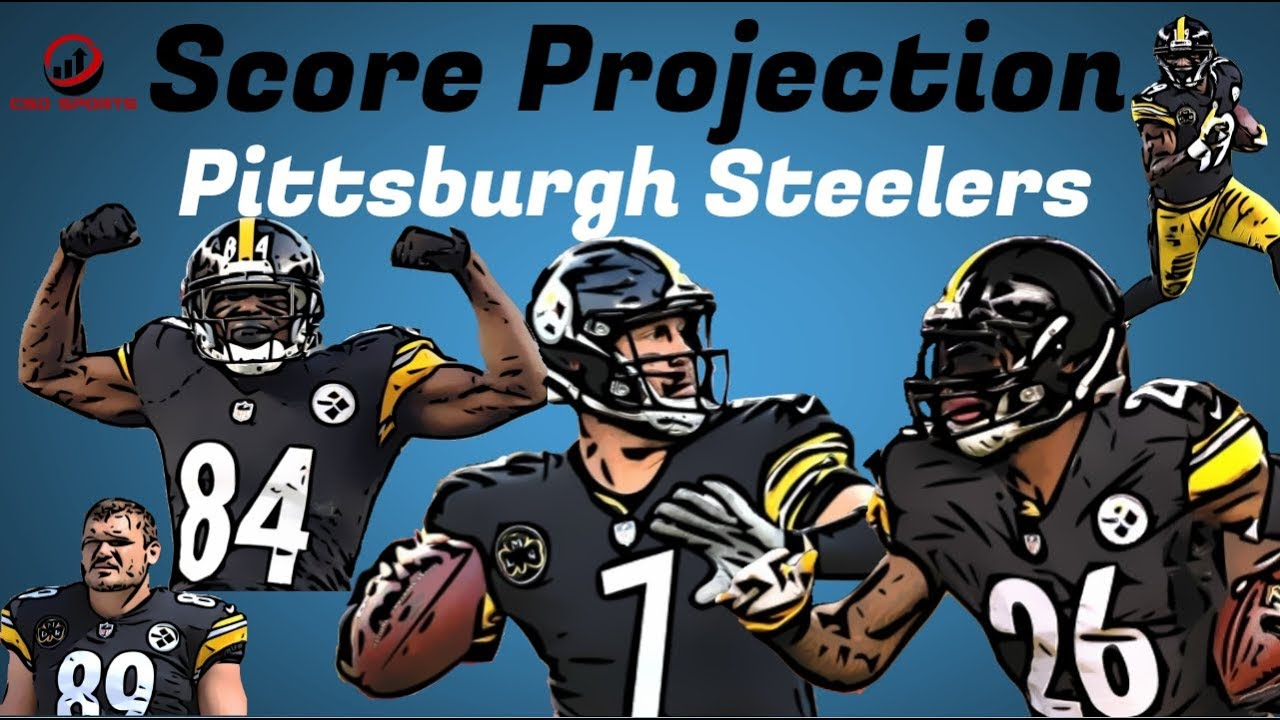 Fantasy Football 2018 Score Projection Pittsburgh Steelers