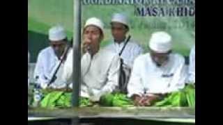 M.Ridwan Asyfi Al Muqtashidah Live In KENDAL