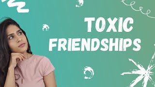 Download lagu 4 SIGNS OF A TOXIC FRIENDSHIP | Friendship Advice | Life Tips