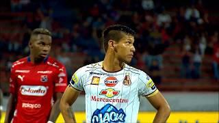 Medellín vs Tolima (2-2) Liga Aguila 2018-II | Semifinales Ida