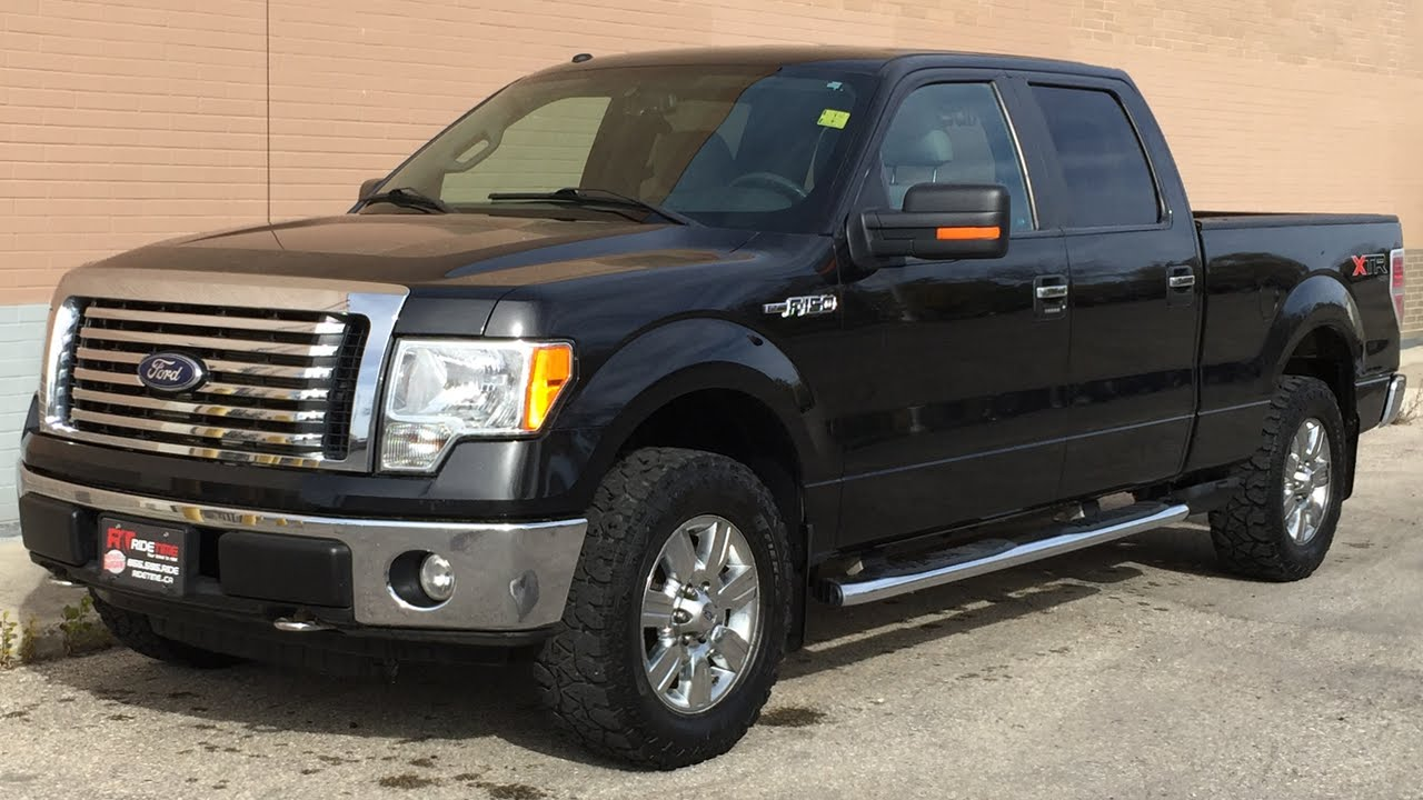 2010 Ford F-150 Xlt Xtr Supercrew