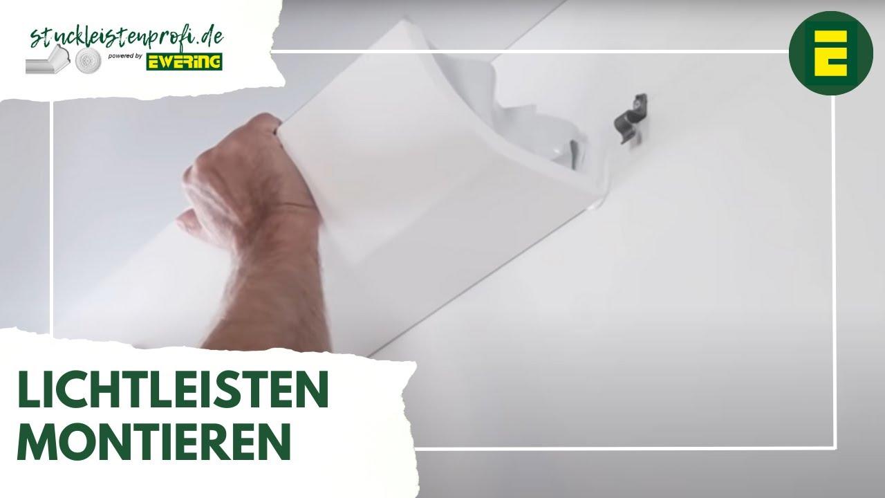 Deckenleiste Indirekte Beleuchtung | Verarbeitung Nmc Wt4 Wand Lichtleiste Fur Indirekte Beleuchtung
