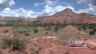Palo duro canyon - Texas HD