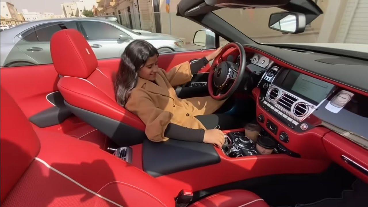 حمده عرفت تسوق افخم سيارة في العالم | بغينا نصدم!?