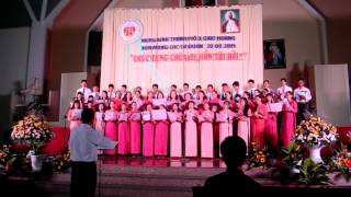 16  Một đời cảm mến Thái Nguyên   CĐ Don Boscô và CĐ Gh  Tân Vượng