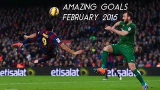 #7 FC Barcelona - Amazing Goals 2014/15 | February 2015 (HD)