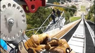 Zipline Planica - Extremni spust - 1