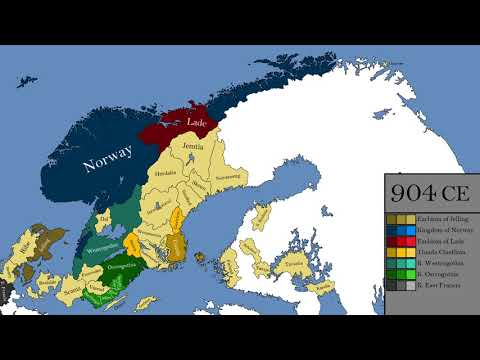 The Viking Age: Every Year