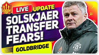 Solskjaer Transfer Fear! Klopp Under Pressure! Man Utd Transfer News