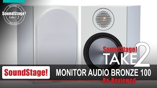 Big-Sound Bookshelf Speakers! Monitor Audio Bronze 100 Loudspeakers Review (Take 2, Ep:19)