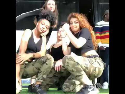 Doks - Drague | Dancers : Group of Girls + @Shainagirls4