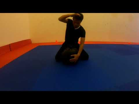 My Training with Krav Maga Middle East
