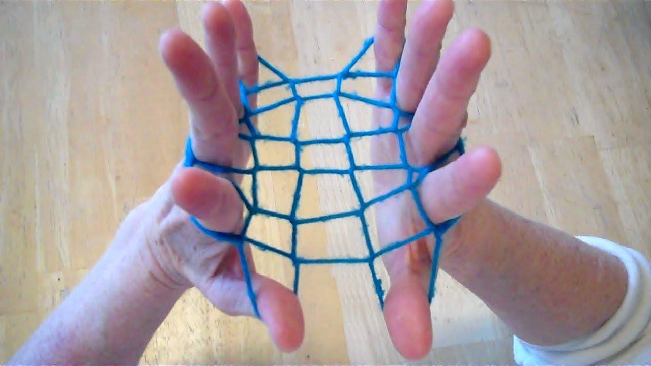 Hammock String Figure Step By Step Youtube
