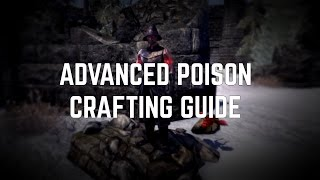 ESO Advanced Poison Crafting Guide