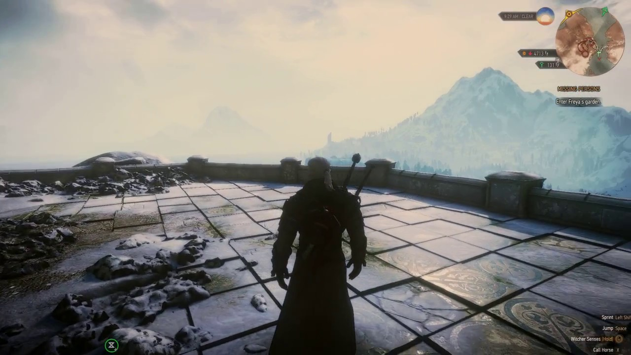 The Witcher 3 Tor Gvalch Ca Youtube
