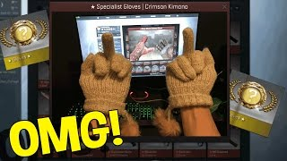 CS:GO FUNNY MOMENTS - OMG I GOT GLOVES, PLAYING WITH HACKS & MORE