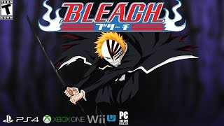 New Bleach Game For PS4/Xbox One/PC/Wii U?