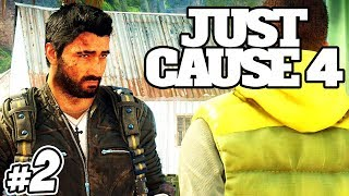 JUST CAUSE 4 #02 - OSTRE DYMY! | Vertez | 1440p