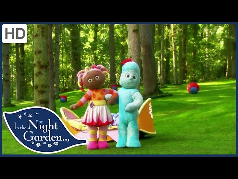 In the Night Garden 215 - The Pontipines Find Iggle Piggle's Blanket Videos for Kids   Full Episodes
