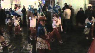 procesion del 10 de diciembre 2011 coscomatepec