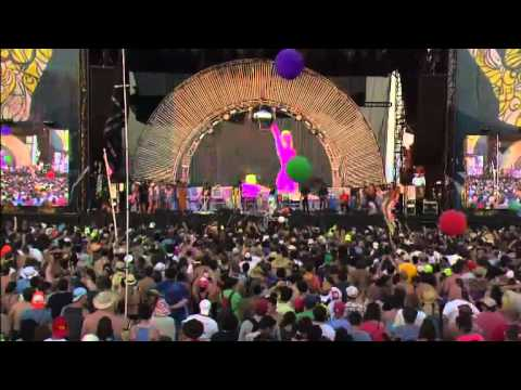 Flaming Lips Live at Hangout Festival 2012 Full Show