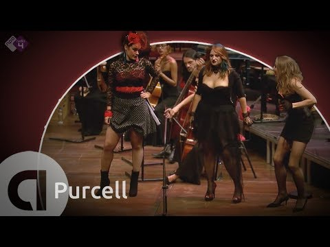 Purcell: Dido and Aeneas - L'Arpeggiata o.l.v. Christina Plu