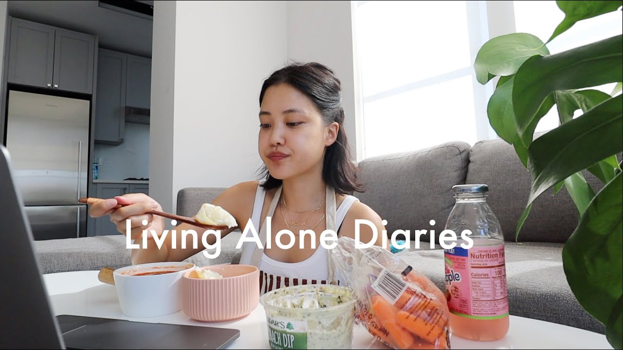 Living Alone Diaries | Home decor, Girl Talk about jealousy and comparison, city running, podcast!
