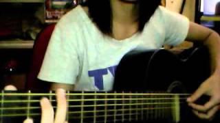 Bỗng dưng yêu em-HacNho (guitar cover)