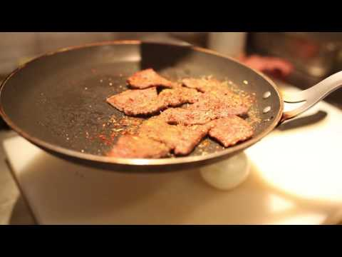 Istanbul Street Food | Traditional Turkish Tapas - Fried Liver (ciger Tava)  | Turkey Street Food