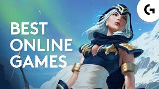 Best Online Games Oฑ PC [Battle Royale, MOBA & Car Soccer]