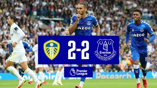 LEEDS UNITED 2-2 EVERTON   GRAYS BAGS FIRST GOAL BUT BLUES HELD ON THE ROAD!
