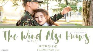 The Wind Also Knows (风也知道) - Li Ziting (李紫婷)《My Dear Guardian OST》《爱上特种兵》Lyrics