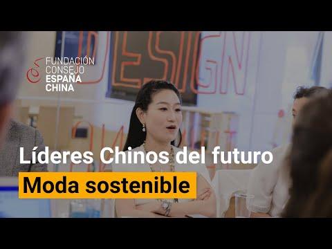 Diálogos con Líderes Chinos del Futuro - Sissi Chao. Moda sostenible.