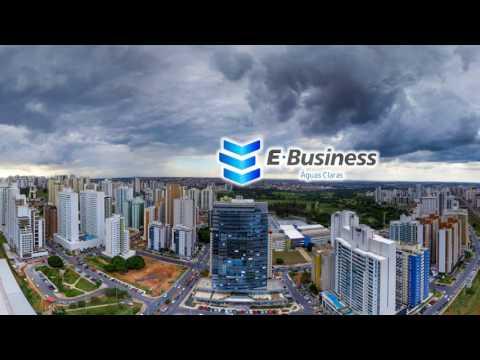 Edifício E-Business Brasília DF 360º